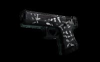 StatTrak™ Glock-18 | Wasteland Rebel (Battle-Scarred)