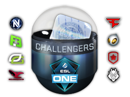 Cologne 2016 Challengers (Holo-Foil)
