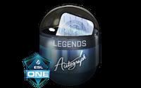 Autograph Capsule | Legends (Foil) | Cologne 2016
