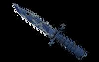 ★ M9 Bayonet   Bright Water (Well-Worn)