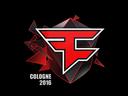 Sticker | FaZe Clan | Cologne 2016