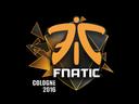 Sticker | Fnatic | Cologne 2016