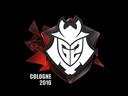Sticker | G2 Esports | Cologne 2016