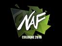 Sticker | NAF | Cologne 2016