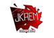 Sticker | jkaem (Foil) | Cologne 2016