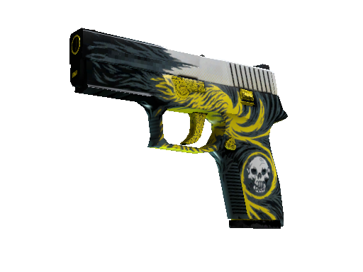 StatTrak™ P250 | Wingshot (Field-Tested)
