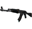 StatTrak™ AK-47   Элитное снаряжение (Поношенное)
