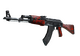 AK-47 | Red Laminate (Minimal Wear)