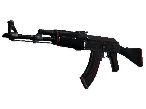 StatTrak™ AK-47 | Redline (Well-Worn)
