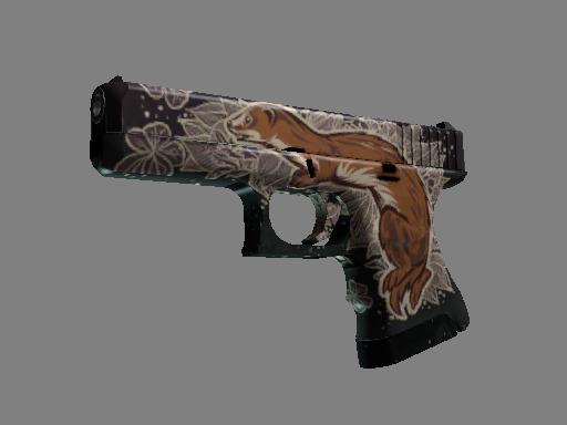 StatTrak™ Glock-18 | Weasel (Field-Tested)