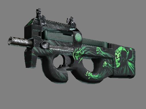 P90 | Grim (Well-Worn)