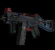 UMP-45 | Брифинг (Поношенное)