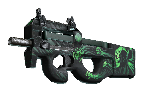 StatTrak™ P90 | Grim (Field-Tested)