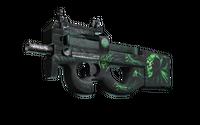 P90 | Grim (Battle-Scarred)