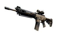 SG 553   Triarch (Factory New)