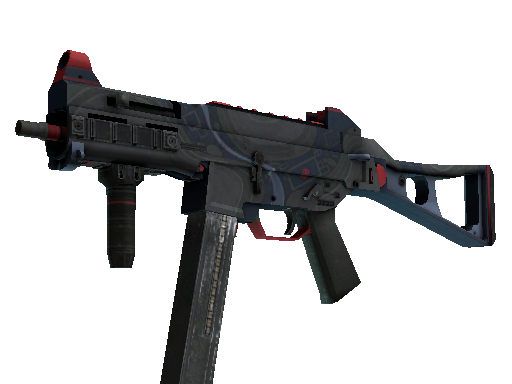 StatTrak™ UMP-45 | Briefing (Well-Worn)