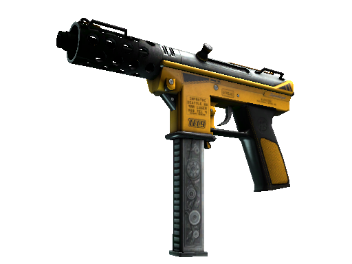 StatTrak™ Tec-9 | Fuel Injector (Field-Tested)