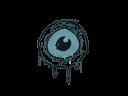 Sealed Graffiti | Eye Spy (Wire Blue)