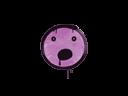 Sealed Graffiti   Speechless (Bazooka Pink)