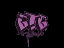 Sealed Graffiti | GTG (Bazooka Pink)