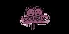 Sealed Graffiti   Double (Princess Pink)