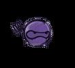 Запечатанный граффити   Ниндзя (Жуткий фиолетовый)