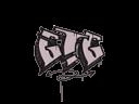 Sealed Graffiti   GTG (War Pig Pink)