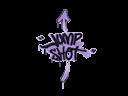 Sealed Graffiti | Jump Shot (Violent Violet)