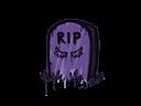 Sealed Graffiti | Tombstone (Monster Purple)