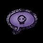Sealed Graffiti | Death Sentence (Monster Purple)