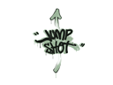 Sealed Graffiti | Jump Shot (Cash Green)