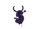 Sealed Graffiti   Bling (Monster Purple)