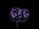Sealed Graffiti   GTG (Monster Purple)