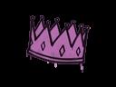 Sealed Graffiti | King Me (Bazooka Pink)