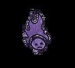 Запечатанный граффити   Поджаренный (Жуткий фиолетовый)