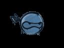 Sealed Graffiti | Ninja (Monarch Blue)