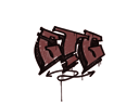 Sealed Graffiti | GTG (Brick Red)