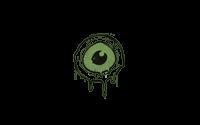 Sealed Graffiti | Eye Spy (Battle Green)