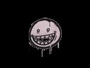 Sealed Graffiti | Mr. Teeth (War Pig Pink)