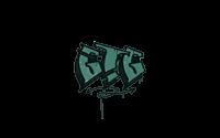 Sealed Graffiti | GTG (Frog Green)