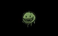 Sealed Graffiti | Mr. Teeth (Battle Green)
