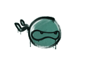 Sealed Graffiti | Ninja (Frog Green)