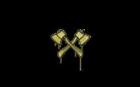 Sealed Graffiti | X-Axes (Tracer Yellow)