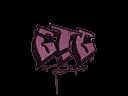 Sealed Graffiti | GTG (Princess Pink)