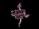 Sealed Graffiti | Jump Shot (Princess Pink)