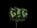 Sealed Graffiti   GTG (Battle Green)