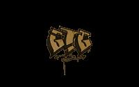 Sealed Graffiti | GTG (Desert Amber)