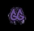 Запечатанный граффити   Легкая игра (Жуткий фиолетовый)
