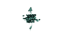 Sealed Graffiti | Jump Shot (Frog Green)