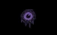 Sealed Graffiti | Eye Spy (Monster Purple)